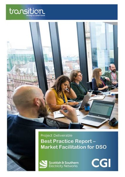 Best Practice Report –Market Facilitation for DSO