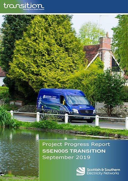 TRANSITION Project Progress Report