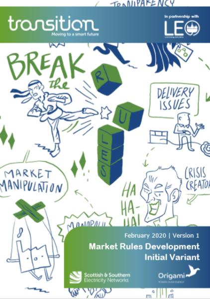 Market Rules Development Phase 1