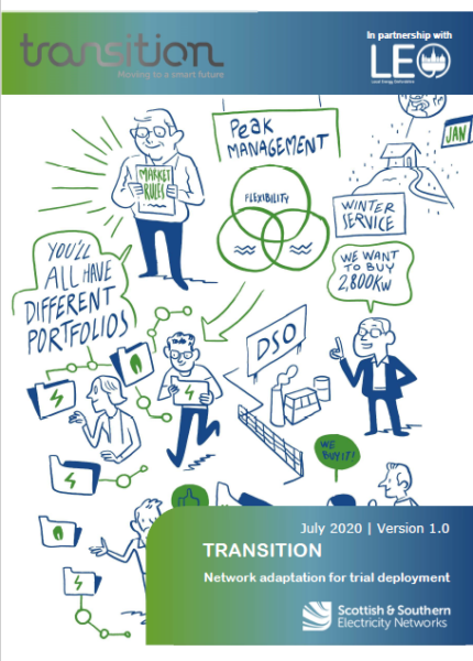 TRANSITION Network Adaptation for Trial Deployment